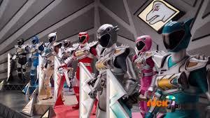 titano charge megazord debut fight power rangers dino super