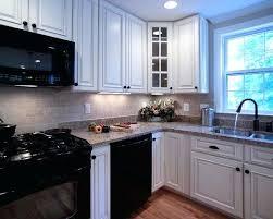 black kitchen appliances ideas kitchens with black appliances partymilk