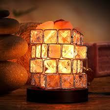 himalayan salt rock light himalayan salt l natural crystal decor rock l 5 8inch 3 5lbs