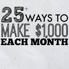easy way to earn money 75 ways to make money how to make money