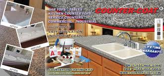 Resurface Kitchen Countertops by Counter Coat Countertop Resurfacing Coating Kits Heat