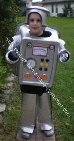 Kids Robot Halloween Costume Futuristic Robot Costume Robot Costumes Robot Costumes