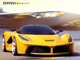 laferrari visualizer goes online ferrari receives double the