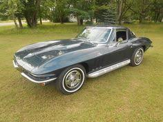 used corvettes for sale in michigan 1967 chevrolet corvette l88 coupe factory side exhaust tank