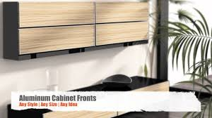 Kitchen Cabinet Doors Only Price Aluminum Frame Cabinet Doors Aluminum Kitchen Cabinet Doors