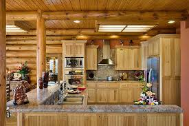 Log Cabin Kitchen Ideas Counter Top For Log Cabin Kitchen Home Design And Decor Kitchen