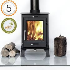 defra approved 80 efficient ottawa 5kw contemporary wood burning
