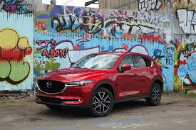mazda suv range 2017 mazda cx 5 grand touring first drive