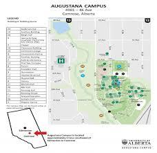 Uofa Map Uofa Augustana News U0026 Events Map 2