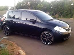 nissan tiida black nissan tiida tuning pin x cars