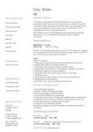 Hostess Resume Examples by Dj Resume Resume Cv Cover Letter