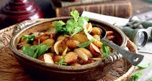 cuisiner les aubergines au four pommes de terre et aubergines au four