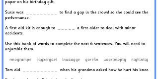 year 5 6 statutory spellings in sentences set 2 classroom secrets