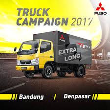 mitsubishi truck indonesia truck campaign 2017 malam ini akan mitsubishi fuso indonesia