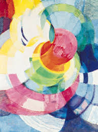 cubism colours robert delaunay painter britannica