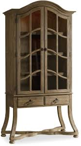 hooker furniture dining room corsica display cabinet 5180 75908