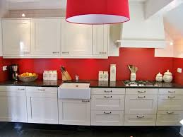 Red Kitchen Cabinets Kitchen Original Jill Green Sleek Red And Black Kitchen Cabinets