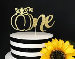 Fall Cake Decorations Fall Cake Topper Etsy