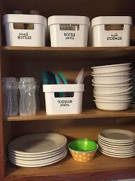 How To Organize Kitchen Cabinet Best 25 Organizing Baby Bottles Ideas On Pinterest Organizing