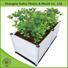plastic vegetable planter box plastic vegetable planter box