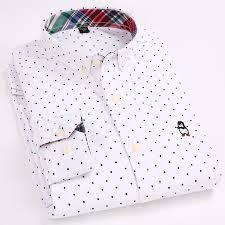 polka dot dress shirt mens t shirts design concept