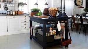 islands for kitchens with stools kitchen rolling kitchen island home styles kitchen island black