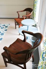 Refinish Dining Chairs How To Refinish Wood Chairs The Easy Way Designertrapped