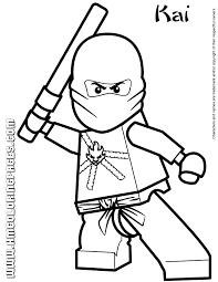 free printable ninjago coloring pages coloring