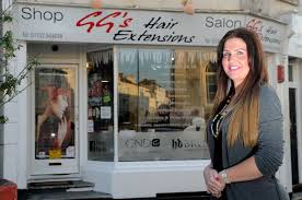gg s hair extensions this is plymouth s favourite hair salon official plymouth herald