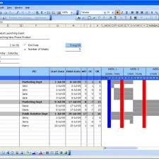 gantt chart excel templates pertaining to gantt chart free
