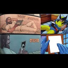 Wolverine Picture Meme - dae notice the wolverine meme in the latest issue of moon knight