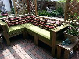 build your own wood patio furniture build your own outdoor table