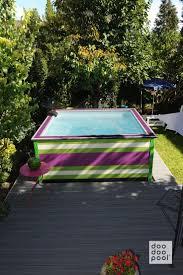 amenagement autour piscine hors sol les 25 meilleures idées de la catégorie grande piscine hors sol en
