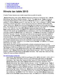 Tax Table 2013 Printable Tax Brackets 2016 Calculator Fill Out U0026 Download Top
