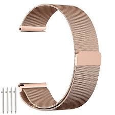 bracelet clasp replacement images Amband fully magnetic closure clasp mesh loop milanese stainless jpg
