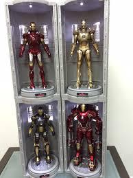 Iron Man House Toys New House Party Protocol Iron Man Hall Of Armor Youtube