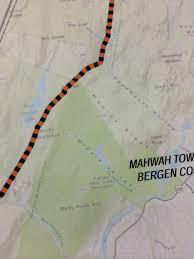 Nj Path Map Maps Nj Coalition Against Pilgrim Pipeline Capp