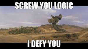 Godzilla Meme - godzilla meme by wolfdino27fnaf on deviantart