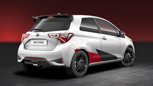 toyota is making a rally inspired yaris hatch top gear