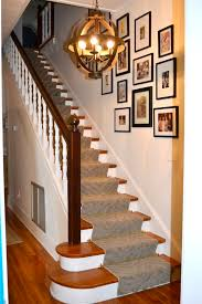 interior the best home decoraton idea for stairs with long cream