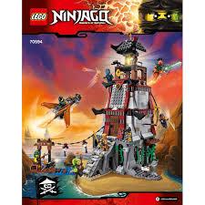 siege lego lego the lighthouse siege set 70594 brick owl lego