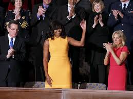 obama dresses obama s state of the union dress is sold out business