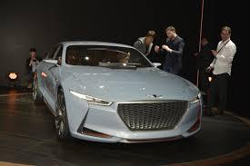 2018 genesis g70 imagined by brenthon design autoevolution