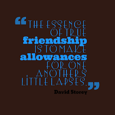 picture david storey quote about friendship quotescover