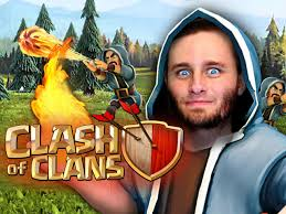 clash of clans mass wizards hog riders and p e k k a u0027s youtube