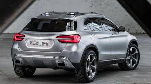 crossover mercedes mercedes gla compact crossover aims to expand customer reach