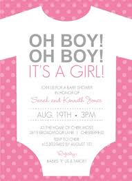 baby girl baby shower invitations girl baby shower invitations from purpletrail
