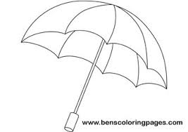 large umbrella coloring page best photos of umbrella raindrops coloring page coloring page