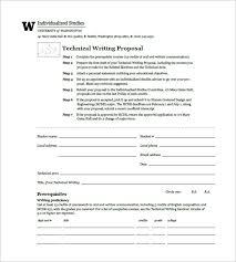 writing proposal templates u2013 19 free word excel pdf format