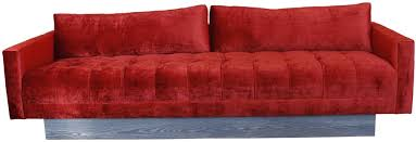 Traditional Tufted Sofa by Sexy Tufted Red Sofa Custom Upholstered Home Furnishings Hand
